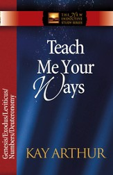 Teach Me Your Ways: The Pentateuch - eBook