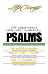 Psalms, LifeChange Bible Study Series