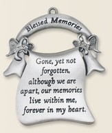 Blessed Memories Ornament