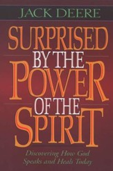 Surprised by the Power of the Spirit, Softcover  - Slightly Imperfect