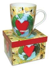 For God So Loved the World Mug