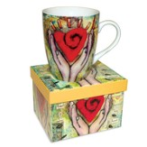 Lord, I Give You My Heart Mug