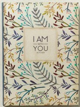 I Am with You Journal, Large