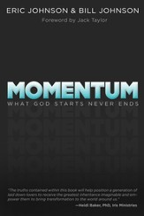 Momentum: What God Starts, Never Ends - eBook