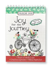 Coloring Book - Joy for the Journey