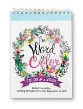 Coloring Book - The Word in Color