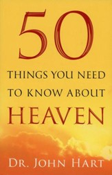 50 Things You Need to Know About Heaven - Slightly Imperfect