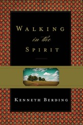 Walking in the Spirit - eBook