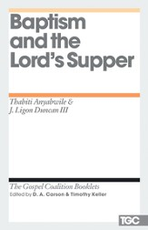 Baptism and the Lord's Supper - eBook