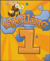 BJU Spelling Teacher's Edition, Grade 1 (Second Edition)