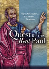 Quest for the Real Paul, DVD
