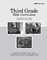 Grade 3 Bible Curriculum (Lesson Plans)