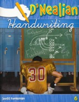 D'Nealian Handwriting Student Edition Grade 6 (2008 Edition; Consumable)