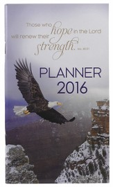 2016 Eagle, 2-Year Daily Pocket Planner