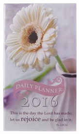 2016 Rejoice, 2 Year Daily Pocket Planner