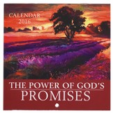 2016 The Power of God's Promises, Small Wall Calendar