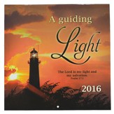 2016 Guiding Light, Wall Calendar
