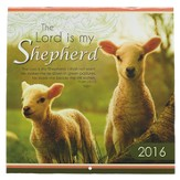 2016 The Lord is My Shepherd, Calendar