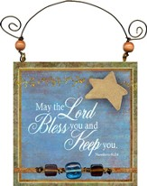 May the Lord Bless You Plaque
