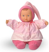 Babipouce Baby Doll, Cotton Flower, Pink