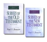 Survey of the Old & New Testament Set, 2 Volumes