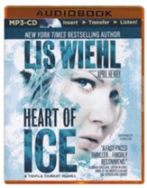 Heart of Ice - unabridged audio book on MP3-CD