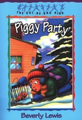 Piggy Party, Cul-de-Sac Kids #19