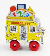 Mini Wheels Books: School Bus