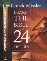 Learn the Bible in 24 Hours: Comprehensive Workbook