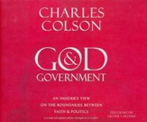 God & Government: An Insider's View on the Boundaries between Faith & Politics - unabridged audio book on CD