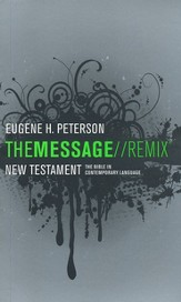 The Message Remix, New Testament