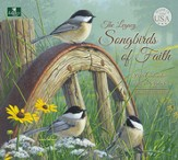 2016 Songbirds Of Faith Wall Calendar by The Hautman Brothers
