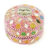 Trinket Prayer Box, Round
