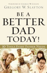 Be a Better Dad Today - eBook