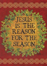 Jesus is the Reason for the Season Christmas Cards, Box of 12