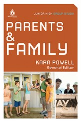 Parents and Family: Junior High School Group Study - eBook