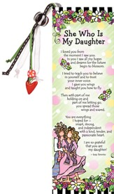 She Who Is My Daughter Bookmark