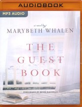 #1: The Guest Book, Sunset Beach series - unabridged audio book on MP3-CD