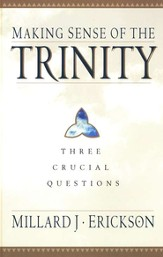 Making Sense of the Trinity: Three Crucial Questions - eBook