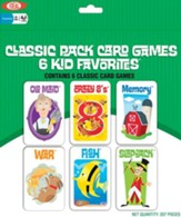 Classic Pack Card Games