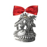 Christ the Lord Nativity Ornament