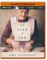 A Life of Joy: A Novel - unabridged audio book on MP3-CD