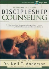 Discipleship Counseling: The Complete Guide to Helping Others Walk in Freedom and Grow in Christ - DVD