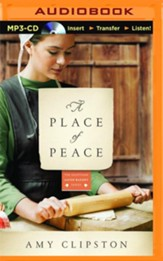 A Place of Peace: A Novel - unabridged audio book on MP3-CD