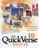 QuickVerse 10 - Deluxe on DVD-ROM