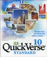 QuickVerse 10 - Standard on DVD-ROM