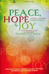 Peace, Hope & Joy (Choral Book)