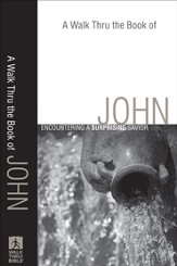 Walk Thru the Book of John, A: A Surprising Savior - eBook