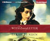 #1: With Every Letter Unabridged Audiobook on CD