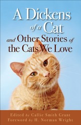 Dickens of a Cat, A: and Other Stories of the Cats We Love - eBook